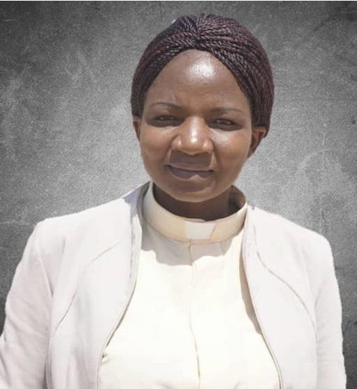 Rev Pauline Nyamudzura (Marange District Superintendent)