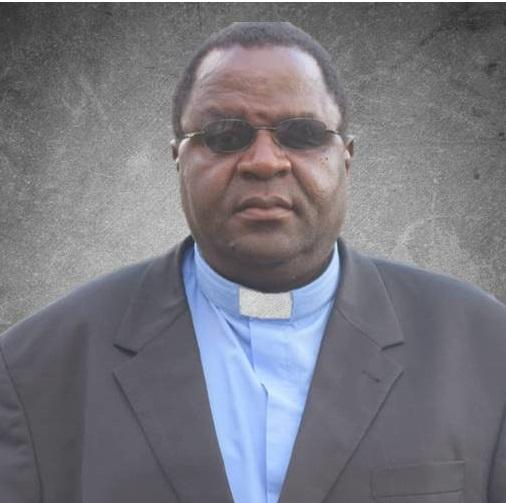 Rev Phillip Musharu (Harare West District Superintendent)