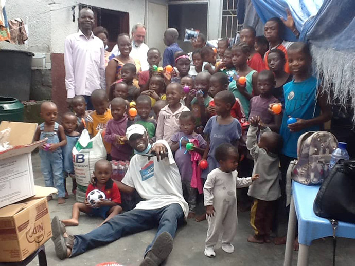 Church puts love into action amid pandemic
