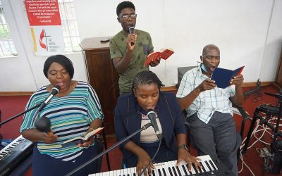 Gospel music sparks hope amid COVID-19
